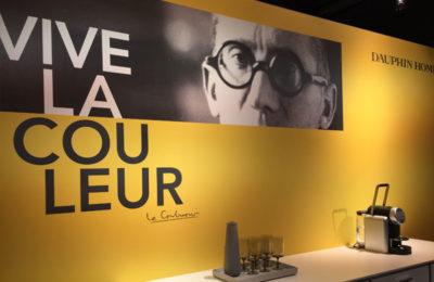 Corbusier-Farben bei Dauphin Home