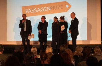 PASSAGEN-PRIZE 2018-Verleihung