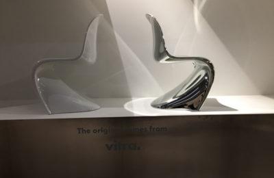 Vitra: 60er-Jahre-Ikone Panton Chair