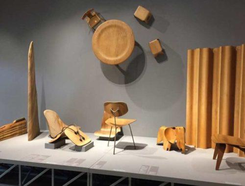 Ausstellung: Ray und Charles Eames im Vitra Design Museum 2017