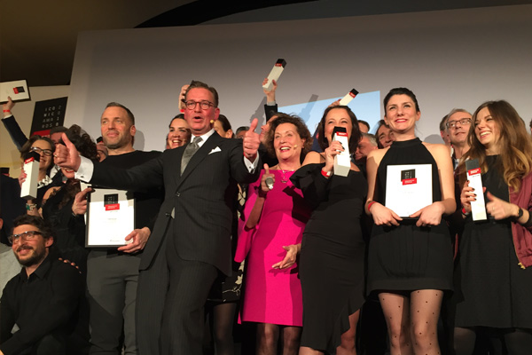 Iconic Awards: Preisträger und Jury