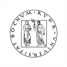 Logo Bochum Uni