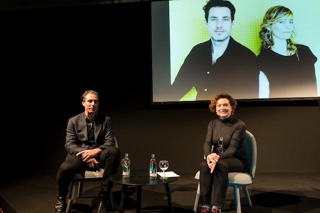 Stefan Scholten und Barbara Friedrich