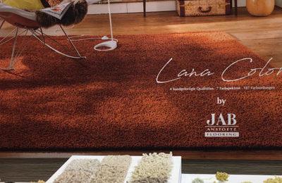 Teppich-Muster bei JAB