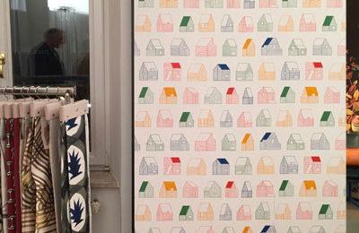 Stoffe und Tapeten bei Dedar/Hermès