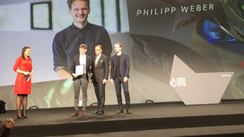German Design Award 2018: Newcomer. Sieger: Philipp Weber