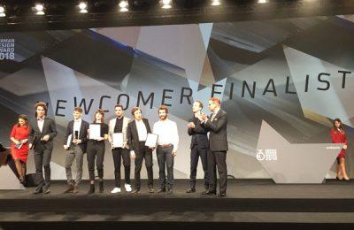GDA-Newcomer Award: Die Finalisten