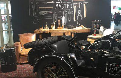 Meat the Master: tolle Inszenierung von Robbe & Berking