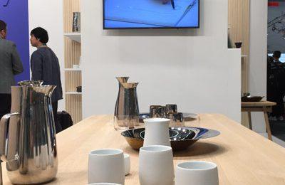 Norman Foster-Objekte für Stelton