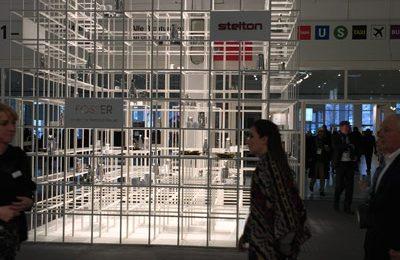 Mini-Architektur von Norman Foster für Stelton