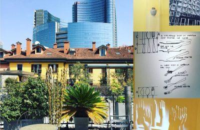 """Dachterrasse von Design-Mekka """"Corso Como 10"""": Mit Hommage-Show der Zeitschrift DOMUS für Gio Ponti – großartig!"""