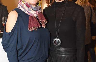 Barbara Friedrich und Bärbel Miebach (Fotografin und Event Organisatorin
