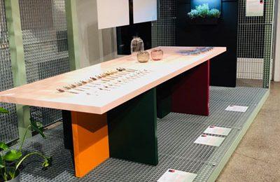 Tolle Inszenierung: Ausstellung der Iconic Awards 2019: Interior Innovation im Kölnischen Kunstverein