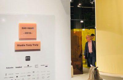 Das Haus 2019: Wohninszenierung vom australischen Designstudio Truly Truly.