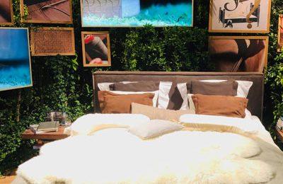 Birkenstock: Die Schuhmarke steht jetzt auch für Luxus-Betten.
