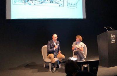 Interview mit dem italienischen Designer Piero Lissoni auf The Stage/imm Cologne