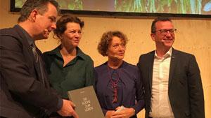 """Moderation zum Buch """"Die Küche zum Leben"""" auf der imm Cologne/Living Kitchen."""